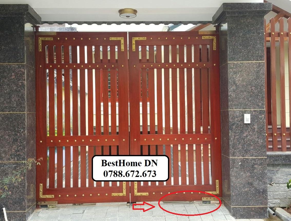 Cổng Tự Động Đà Nẵng | Thi Công Uy Tín, Chuyên Nghiệp
