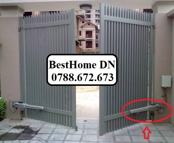 báo giá cổng tự động tại đà nẵng